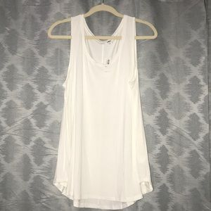 Old Navy - Off White Swing Top